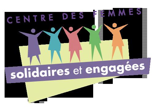 Ceci est le logo du centre des femmes solidaires
