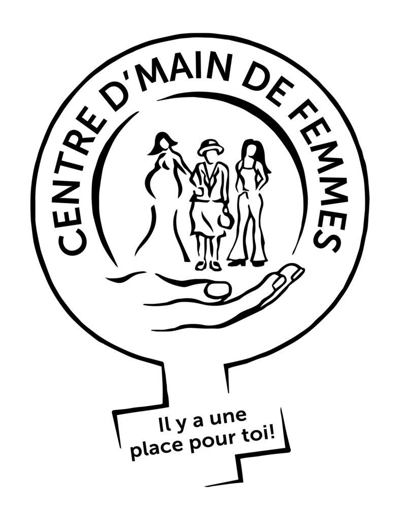 Ceci est le logo du Centre D'Main de Femmes